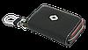 Ключница RENAULT, кожаная автоключница с логотипом  РЕНО (черная 20006), фото 5