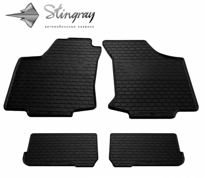 Гумові килимки в автомобіль Volkswagen Golf III 1991-1997 (Stingray)
