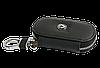 Ключница SKODA, кожаная автоключница с логотипом  ШКОДА (черная 22003), фото 5