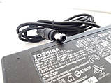 Блок Питания Зарядка для Ноутбука TOSHIBA - 4.7А (с сетевым кабелем), фото 5