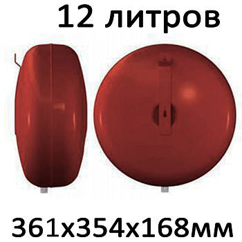 Расширительный бак плоский  EN Reflex 12