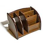 Органайзер настольный, ELITE KKF 506, деревянный, фото 2