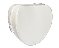 Ортопедическая подушка между колен Sleep Comfort, Beauty Balance TM (ШЕЛК) айвори