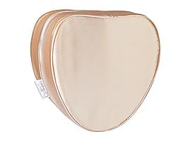 Ортопедическая подушка между колен Sleep Comfort, Beauty Balance TM (ШЕЛК) бежевый