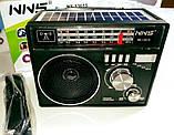 Радио на Солнечной Батарее с Мр3 Колонка - 1361 (USB/MicroSD), фото 6