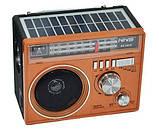 Радио на Солнечной Батарее с Мр3 Колонка - 1361 (USB/MicroSD), фото 7