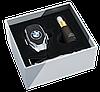 Ароматизатор для автомобиля с логотипом  BMW (Крепление на решетку, парфюмерная отдушка 5мл, салфетка,, фото 2
