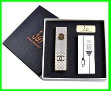 USB Зажигалка Слайдер (Louis Vuitton,Cartier,Canel...)