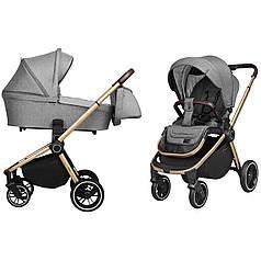 Детская универсальная коляска 2 в 1 CARRELLO Epica CRL-8510