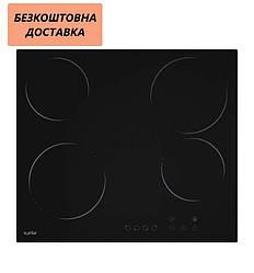 Варочная поверхность Ventolux VB 6004 TC Cтеклокерамика Черная