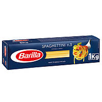 Макарони 1 кг BARILLA 3 SPAGHETTINI (12/18 шт/ящ)