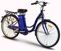 Электровелосипед SKYBIKE LIRA Original 350W 36V синий