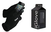 Перчатки iGlove для работы с емкостными экранами - черный