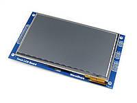 """TFT Display 7"""" 800x480 RA8875 з ємнісним сенсором , фото 1"""