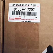 Комплект газогенератора подушки Toyota Corolla 04007-17202. Пиропатрон TOYOTA 04007-17202 INFLATOR Assy Kit, фото 2