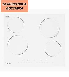 Варочная поверхность Ventolux VB 60 TC WH Cтеклокерамика Белая