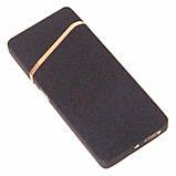 Электрическая USB Зажигалка на Аккумуляторе с Сенсорной Кнопкой, фото 4