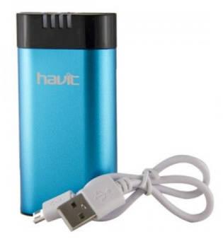 Зар. пристр. Havit Power Bank HV-PB830 4400mAh blue
