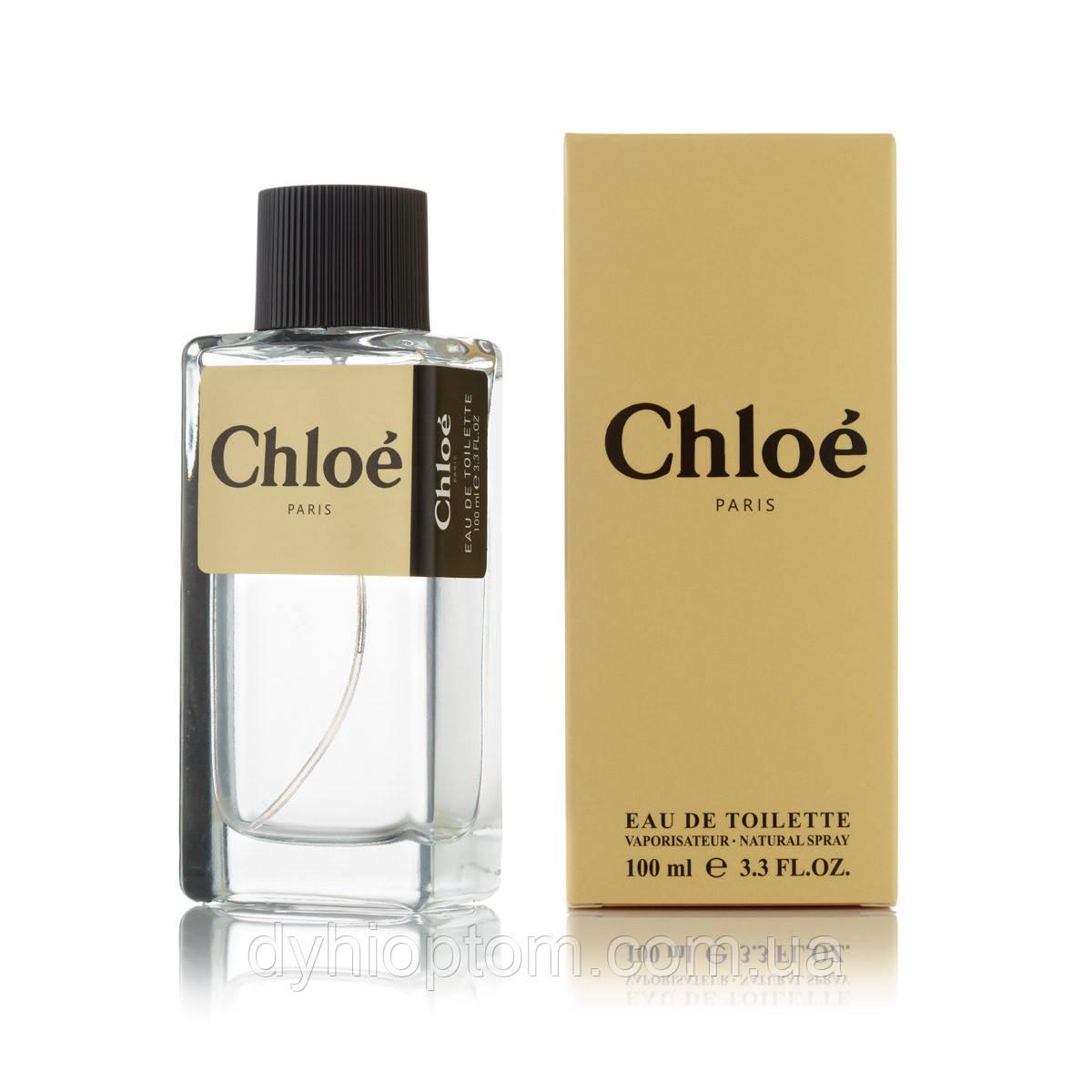 Жіноча туалетна вода 100ml Chloe