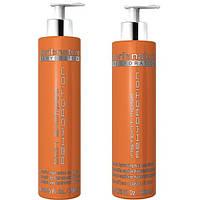 Набор для увлажнения волос Abril Et Nature Rehydration Kit (Шампунь 250 мл + маска 200 мл + сыворотка 100 мл)