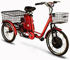 Электровелосипед SKYBIKE 3-CYCL 350W 36V Original красный