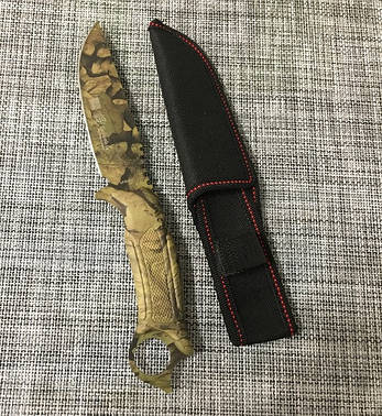 Охотничий нож Gerber c Чехлом XFB053 / АК-225 (26см), фото 2