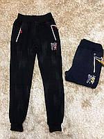 Трикотажні спортивні штани з начосом для хлопчиків F&D 8-10 років