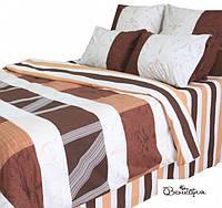 Постільна білизна ТЕП Африканський шик бязь 215-150 см коричневий