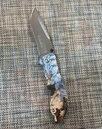 Нож складной Colunbia 21,5см / 395, фото 2