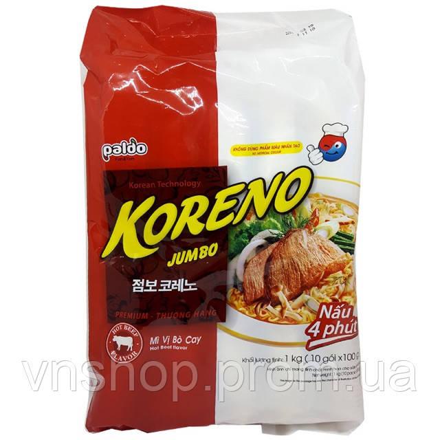 Лапша Корено Говядина 1 кг (Koreno)