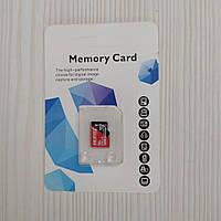 Карта памяти Micro SD 32 GB Class 10 для телефонов и фотоаппаратов