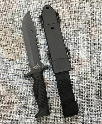 Большой тактический нож GERBFR 30,5см / 2438А для охоты и рыбалки, фото 2