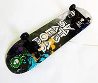 Скейтборд деревянный Scale Sports Skateboard