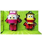 """Игрушки трансформеры """"Роботы Поезда / Robot Trains"""" (Утёнок и Селли / Duck and Selly) , фото 2"""