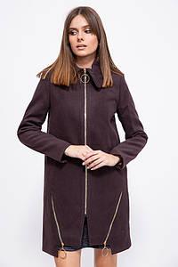 Пальто женское 153R970 цвет Шоколадный 1272321201
