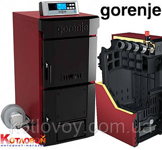 Чавунний твердопаливний котел GORENJE ECO HEAT
