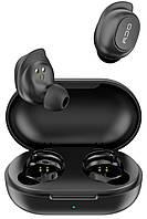 Навушники QCY T9 Black, фото 1