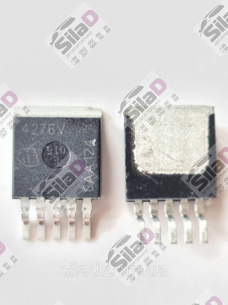 Стабилизатор TLE 4276GV Infineon (4276V) корпус TO263-5