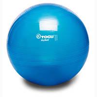 Мяч для фитнеса Myball TOGU 65 см Фитбол Синий