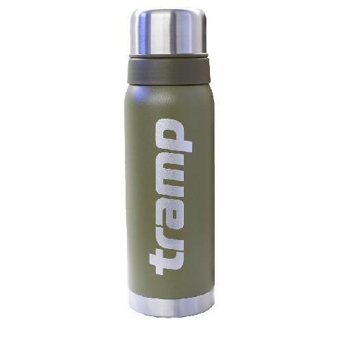 Термос 0,75 л Tramp TRC-031-olive