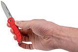 Ніж складний Ontario OKC Traveler Red (8901RED), фото 6