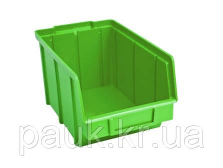 Пластиковый ящик 701, контейнер для хранения деталей