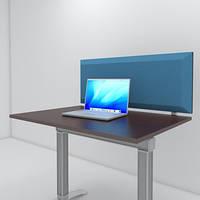 Настольная акустическая ширма для офисных столов и колл-центров Desktop Acoustic Screen Color, фото 1