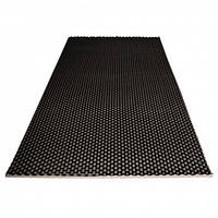 Ячеистый поролон Ecosound волна 1м х 1м х 20мм черный графит