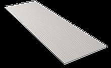 Фибросайдинг DECOVER silver ( світло-сірий) 3600*190*8 мм