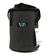 Удобная сумка-ведро для рыбалки (для прикормки) R 96