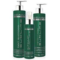 Набор восстанавливающих средств для волос Abril Et Nature Sublime (шампунь 250мл+маска 200мл+сыворотка 100мл)