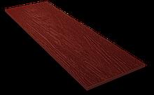 Фибросайдинг DECOVER tinto(червоний) 3600*190*8 мм