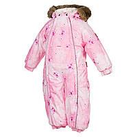 Детский зимний термокомбинезон REGGIE 1 HUPPA, REGGIE 1 36020130-71313, 2 года (92 см), 2 года (92 см)