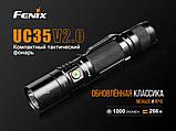 Ліхтар ручний Fenix UC35 V20 CREE XP-L HI V3, фото 4